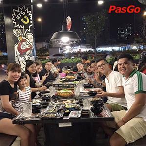 Nhà hàng U.BBQ Buffet Phạm Văn Đồng