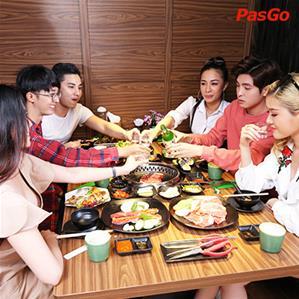 Nhà hàng Ulsan BBQ Thái Văn Lung