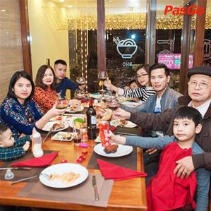 Nhà hàng Unique Dining Hanoi 27 Hàng Bông