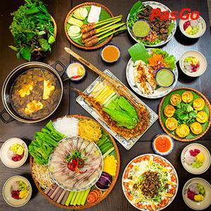 Nhà hàng Vị Quảng Trần Hưng Đạo
