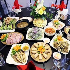 Nhà hàng Việt Phố Núi Trúc
