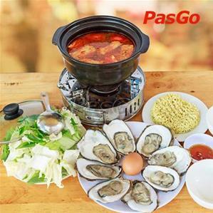 Nhà hàng Woo Thế Giới Hàu Trần Quang Diệu
