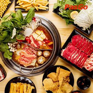 Nhà hàng Yummy Buffet Hotpot Xuân Thủy