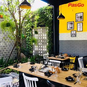 Organic Restaurant Hồ Nghinh