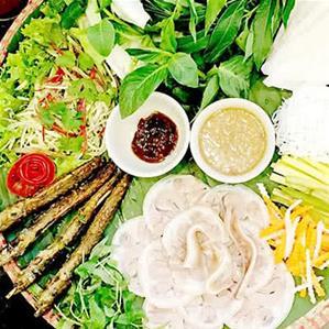 Phương Nam - Mai Hắc Đế ẩm thực miền Nam tại đất Bắc