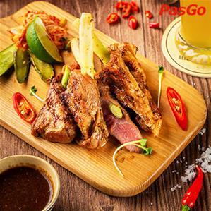 Quán Lão Trư – Street Food BBQ & Beer Đặng Văn Bi