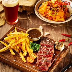 Quán Lão Trư – Street Food BBQ & Beer Song Hành