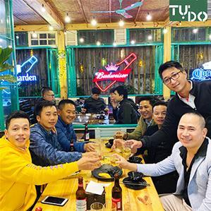 Quán Nhậu Tự Do Nguyễn Bỉnh Khiêm