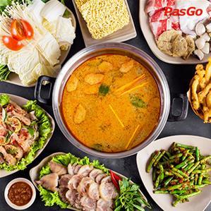 Quán Thái Khao San Hoàng Ngọc Phách