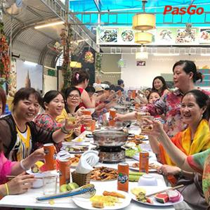 Roly Restaurants – Buffet – BBQ Lê Lợi