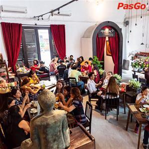 Shamballa Vegetarian Restaurant & Tea House Trịnh Văn Cấn
