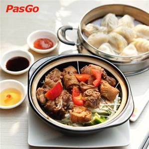 Shaxian Snacks Trúc Khê