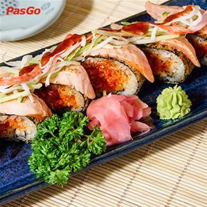 Sushi 102 Thạch Thị Thanh