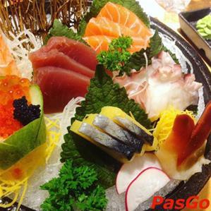 Sushi Ba Con Sóc Hoa Lan