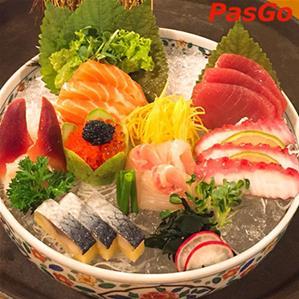 Sushi Ba Con Sóc Trương Định