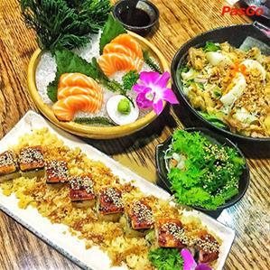 Sushi Masa Lê Văn Sỹ