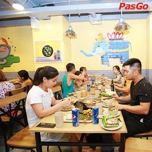 Thai Deli - Buffet Lẩu Thái Hải Sản Vũ Ngọc Phan