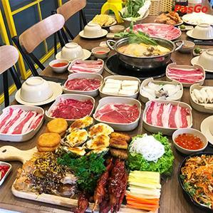 Thái Deli  Buffet Lẩu Thái Hải sản Triều Khúc