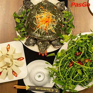Thảo Nguyên Xanh Restaurant Võ Nguyên Giáp