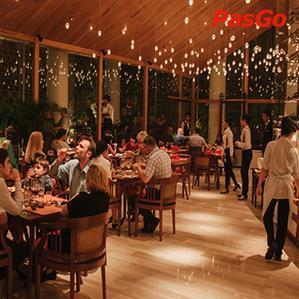 The Nest Restaurant – The Myst Đồng Khởi Hotel