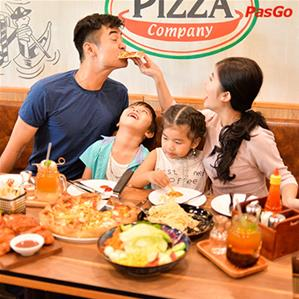 The Pizza Company Thống Nhất
