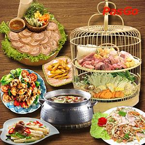 Tiệm ăn hạnh phúc Linh Đàm