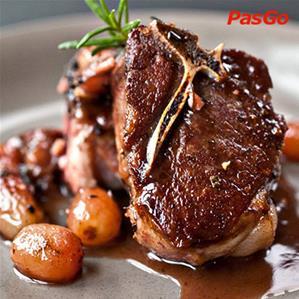 V Steak Station Bùi Thị Xuân