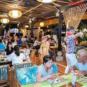 Vườn Ẩm Thực Nan - Buffet Nan Hà Huy Giáp