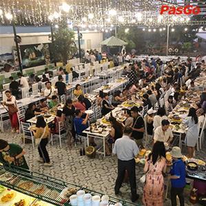 Vườn Nướng ROLY Buffet Trần Phú