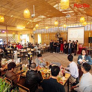 Xanh Drinks Trung tâm Hội nghị Quốc gia