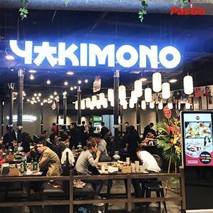 Yakimono Aeon Mall Hà Đông