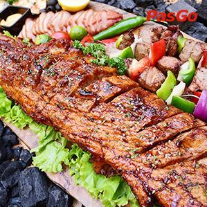 Zamba Food Garden Yên Lãng