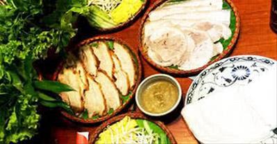Bánh Tráng Cuốn Thịt Heo Phú Cường - Tổng  hợp các chi nhánh