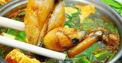 Bật mí quán lẩu ếch ngon nổi tiếng, hút khách nhất ở Hà Nội