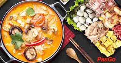 BST các Nhà hàng Thái Lan ngon nổi tiếng, ưu đãi tốt nhất Hà Nội