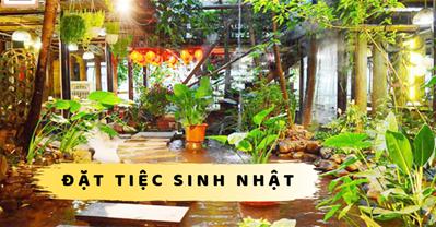 BST Nhà hàng CÓ ƯU ĐÃI đặt tiệc sinh nhật tại Quận Cầu Giấy Hà Nội