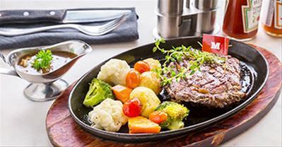BST nhà hàng ngon nhất trong Vincom Nguyễn Chí Thanh, buffet + gọi món