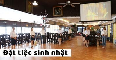 Các Nhà hàng có ưu đãi tổ chức sinh nhật, có karaoke tại Hà Nội