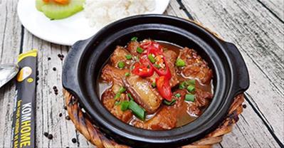 Chuỗi nhà hàng Komhome - Ẩm thực Á châu đa sắc màu