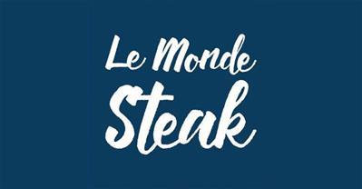 Chuỗi nhà hàng Le Monde Steak – Bít tết kiểu Pháp hấp dẫn