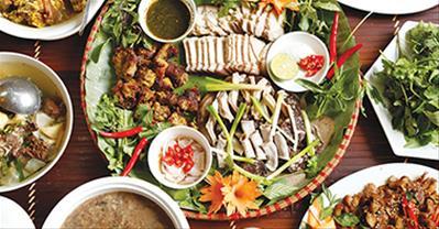 Chuỗi nhà hàng Mai Châu – Những món ngon vùng Tây Bắc