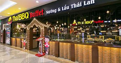 Chuỗi nhà hàng Thái BBQ - Độc đáo Buffet nướng lẩu Thái Lan