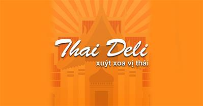 Chuỗi nhà hàng Thai Deli – Buffet Lẩu Thái