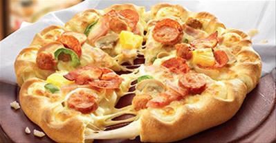 Chuỗi nhà hàng The Pizza Company Nha Trang - Chuyên pizza & món Ý