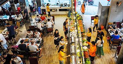 Chuỗi nhà hàng Zallo - Buffet hải sản tươi sống & món Việt