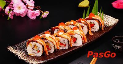 Chuỗi Sio Sushi | Ấn tượng với thực đơn món Nhật đa dạng | Pasgo.vn