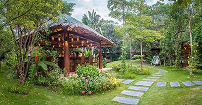 Danh sách những nhà hàng sân vườn đẹp, hút khách nhất ở Hà Nội