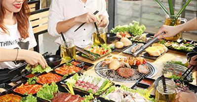 Nhà hàng Lẩu Nướng Nhất Nhất – Bữa tiệc buffet nướng lẩu đa dạng & hấp dẫn