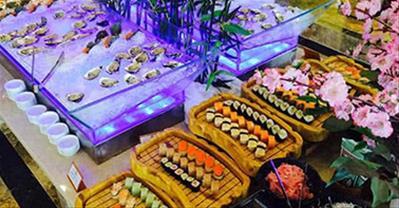 Những nhà hàng ăn buffet ngon, nổi tiếng nhất ở Hà Nội