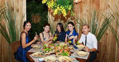 Tổng hợp những nhà hàng ngon, không gian đẹp, phù hợp đặt tiệc 2/9 ở Tp.HCM